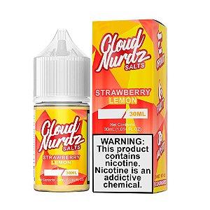NicSalt CLOUD NURDZ Strawberry Lemon 30ML