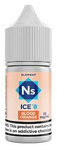 NicSalt ELEMENT SubZero Blood Orange 30ML