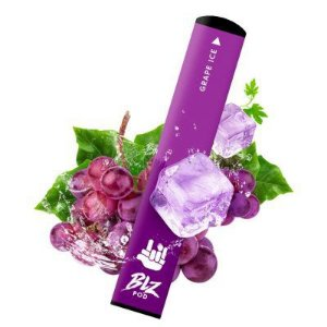 BLZ POD Pod Descartável - Grape Ice
