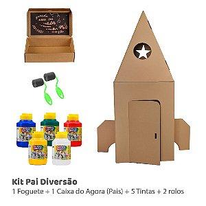 KIT PAI DIVERSÃO