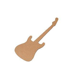 Guitarra de papelão