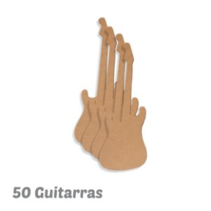 Kit Guitarra com 50