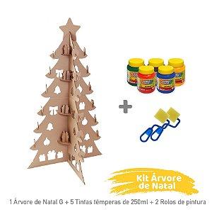 Kit Árvore de Natal Grande