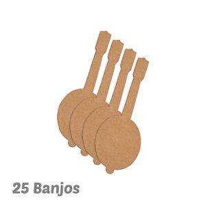 Kit Banjo com 25