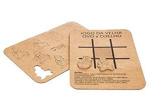 Kit Jogo da Velha - 50