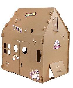Casa do Unicórnio Pequena