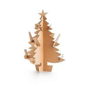 Árvore de Natal Média