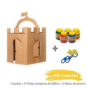 Kit Castelo para Colorir
