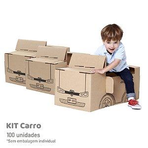 Kit Carro - 100 unidades