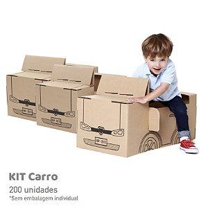 Kit Carro - 200 unidades