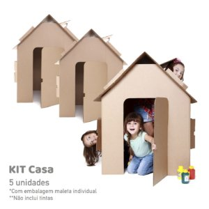 Kit Casa - 5 unidades