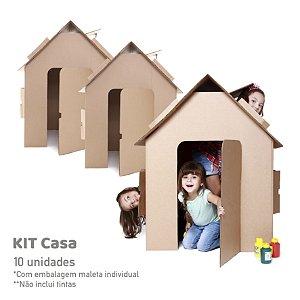 Kit Casa - 10 unidades