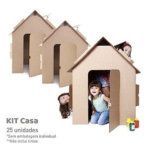 Kit Casa - 25 unidades