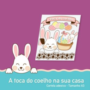 Kit Toca do Coelho