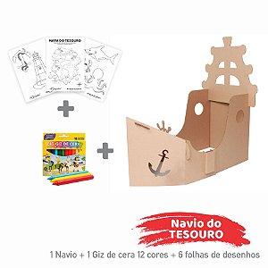 Kit Navio - TESOURO
