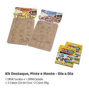 Kit DPM - Dia a Dia