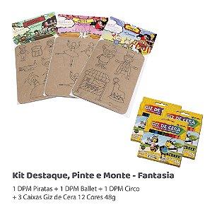 Kit DPM - Fantasia