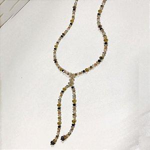 Colar feminino com cristais II