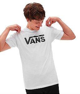Camiseta Vans Classic - Branca