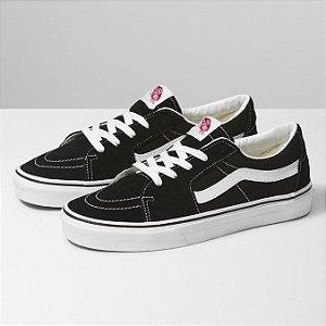 Tênis Vans Sk8-Low - Black/True White