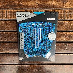 Deck FCS - Julian Wilson - Azul Camuflado/Branco