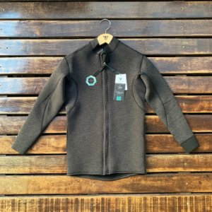 Jacket Drainer Front Zip 2mm - Vissla