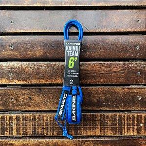 Leash Dakine 6'Regular - KAINUI TEAM - Azul