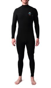 Long John Rip Curl E-Bomb Pro 3/2 mm Zip Free