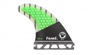 Quilha Farms FS- 5 Carbono Futures - Média