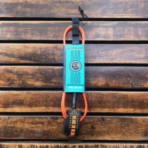 LEASH CT 6' COMP ULTRACORD - LARANJA