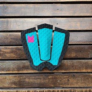 Deck Modom Alana Blanchard - Verde e Preto