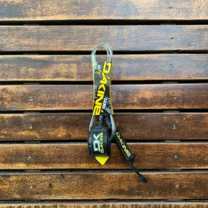 Leash Dakine Kainui 6' x 1/4''- Transparente