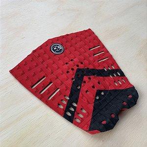 Deck Ct Nalu - Vermelho e Preto