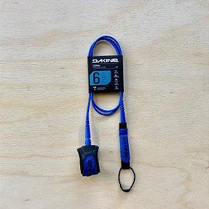 Leash Dakine 6' Kainama Pro Comp - Azul