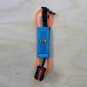 Leash CT 6' Regular Ultracord - Laranja