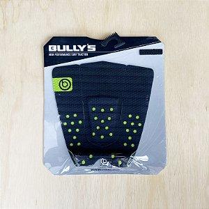 Deck Bullys Dreams Termomoldado - Preto e Verde