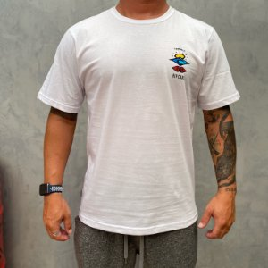 Camiseta Rip Curl Search Logo White
