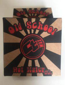 Parafina Ct Old School - Quente