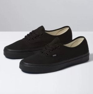 Tênis vans Authentic - Black/Black