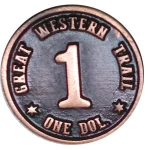 Great Western Trail $1