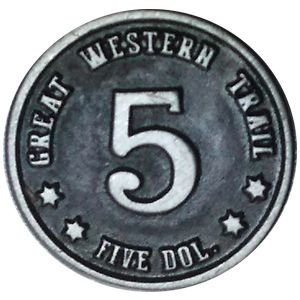 Great Western Trail $5