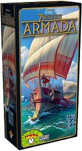 Expansão 7 Wonders - Armada