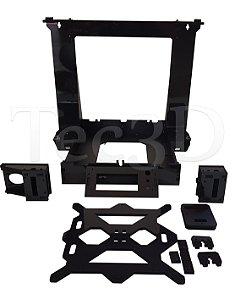 Estrutura Completa Impressora 3d Graber I3 Black piano