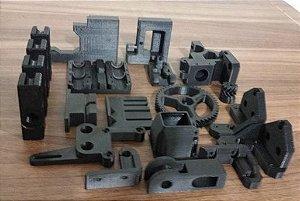 Kit Completo - Impressora 3d Prusa Mendel I3 Rework