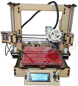 Kit Impressora 3D Graber I3 - Display E Nivelamento Automático - Tec3D