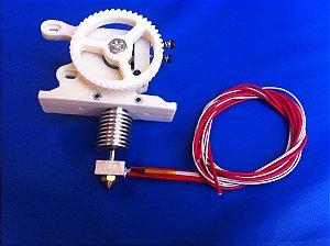 Extrusora Com Hotend (bico) Tec3D P/ Impressora 3d + Brinde!