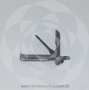 SOCADOR P/ CACHIMBO METAL FINAMORE