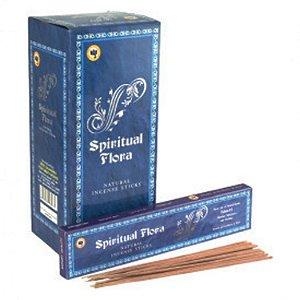 SPIRITUAL FLORA - Incenso de Massala