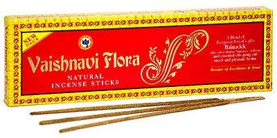 VAISHNAVI FLORA - Incenso de Massala