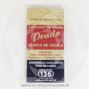 CIGARRO PALHA PRADO MAMICA DE CADELA -1X10